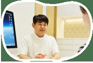 医院長の尾崎友彦